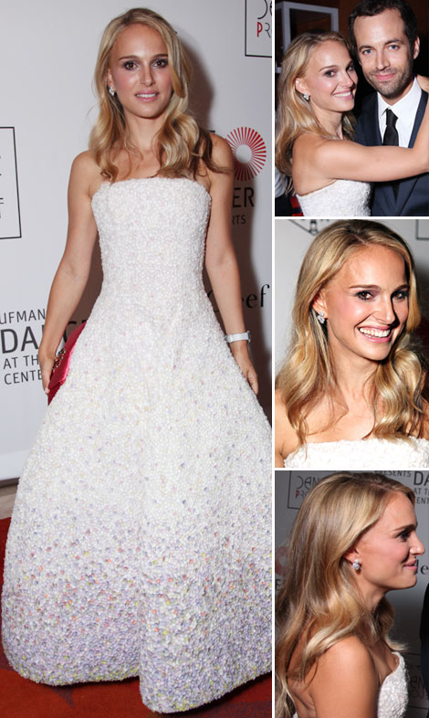 Natalie Portman's New (Blond) Hair