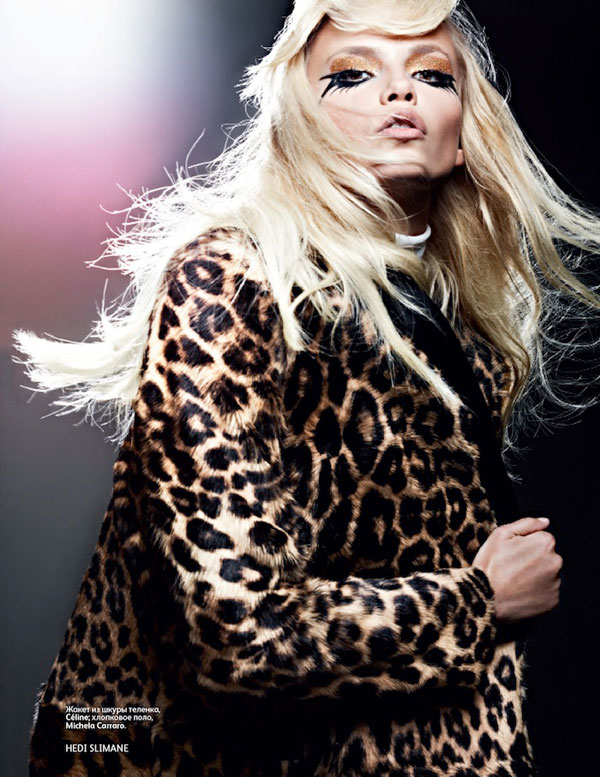 Natasha Poly Vogue Russia September 11