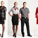 New Virgin Uniforms Banana Republic