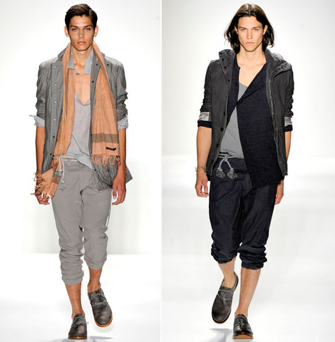 Nicholas K Spring Summer 2012 Collection