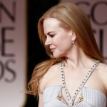 Nicole Kidman 2012 Golden Globes look