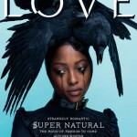 Nyasha Matonhodze Love fall winter 2011 2012 cover