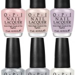 OPI Ballet Nail Polish Collection