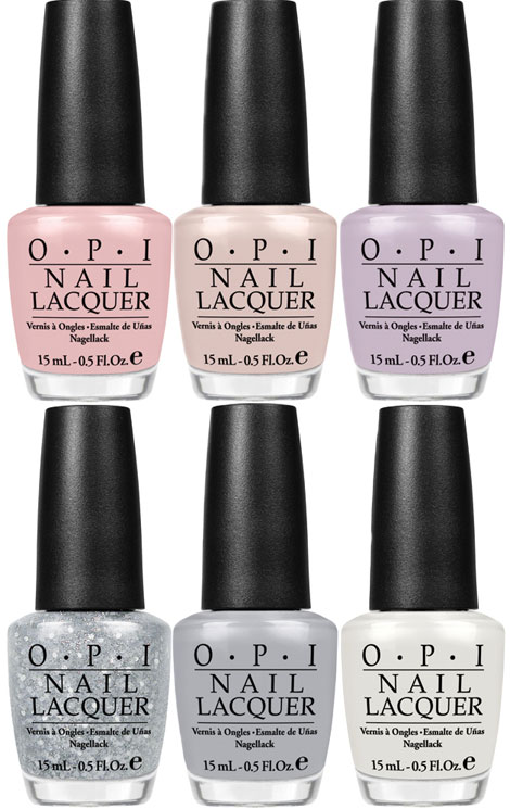 Tutus And OPI: Ballet Inspired Nail Polish