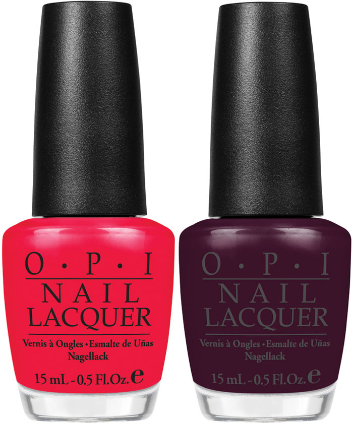 New OPI Nail Polish Collections: The Muppets, The Netherlands
