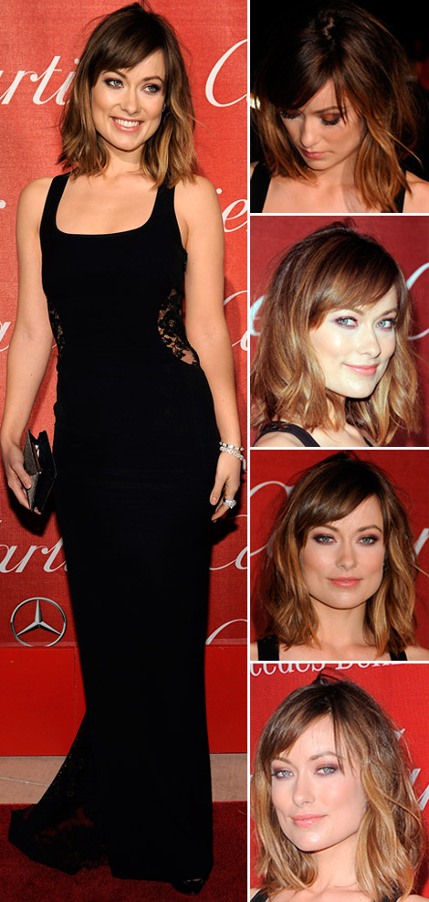 Olivia Wilde's New Haircut