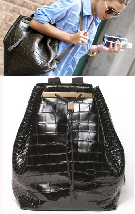 Olsens $39,000 Backpack Sold Out