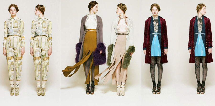 Opening Ceremony Fall 2011 Rodarte