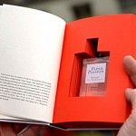 Paper Passion perfume book package designed by Karl Lagerfeld