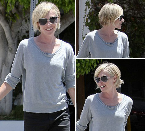Portia De Rossi&#8217;s New Haircut