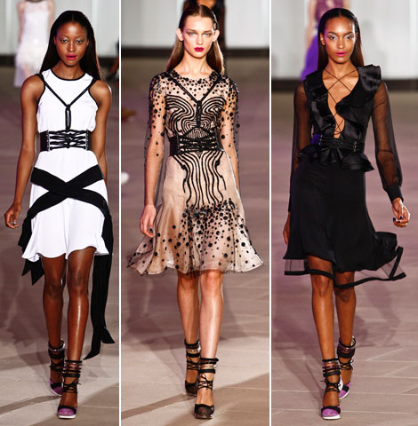 Prabal Gurung Spring Summer 2012 Collection