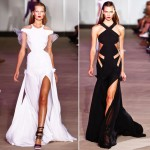 Prabal Gurung evening dresses Summer 2012