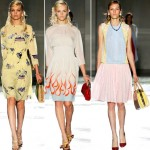 Prada Spring Summer 2012 collection
