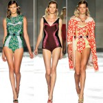 Prada Summer 2012 swimsuits