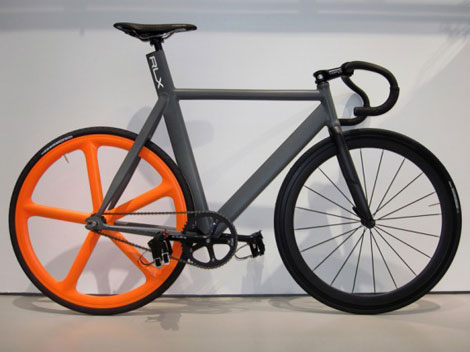 RLX Affinity Custom fixed gear Kissena bike