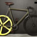 RLX Affinity Custom fixed gear Low Pro bike