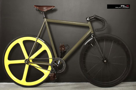 Ralph Lauren RLX Affinity Bicycles