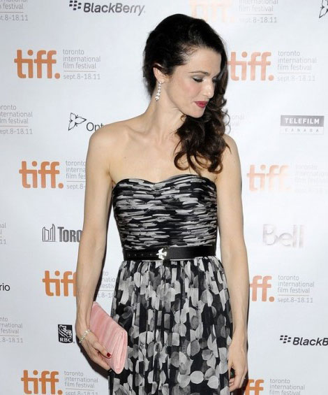 Rachel Weisz Loves Jason Wu's Spring Summer 2012 Dresses