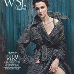 Rachel Weisz WSJ cover September 2011