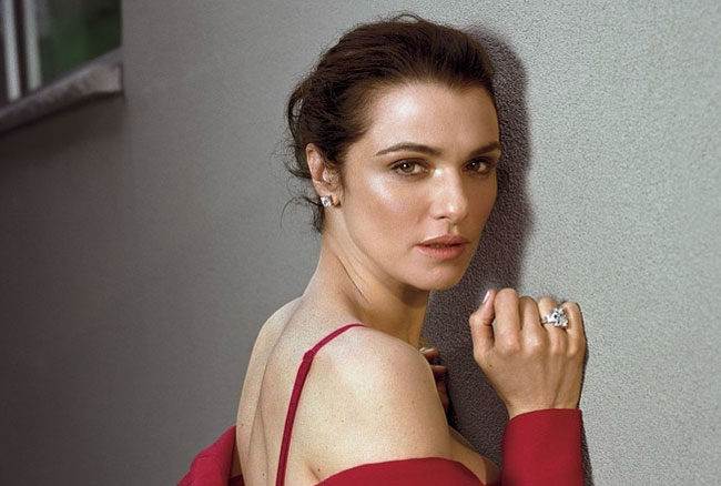 Rachel Weisz First Married Woman Cover WSJ Magazine September 2011