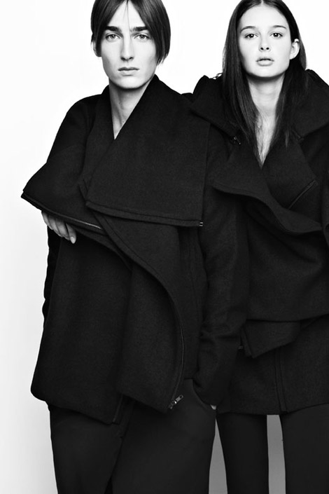 Rad Hourani's Latest Ad Campaign Is Beautiful. And Unisex