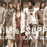 Ralph Lauren Denim & Supply Spring 2012