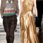 Ralph Lauren Fall Winter 2012 2013 plaid glamour