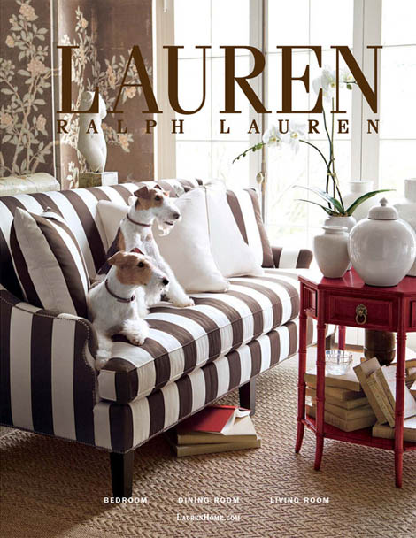 Ralph Lauren Home Interior