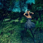 Rihanna Vogue US pictorial