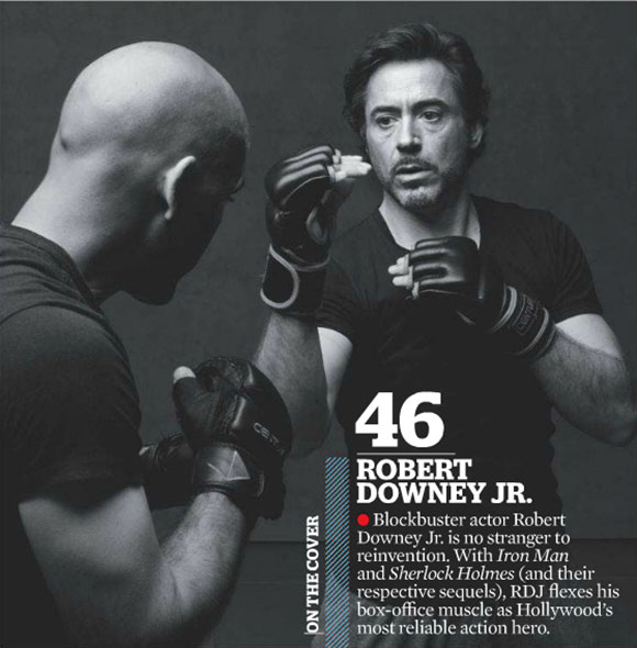 Robert Downey Jr Mens Fitness 1