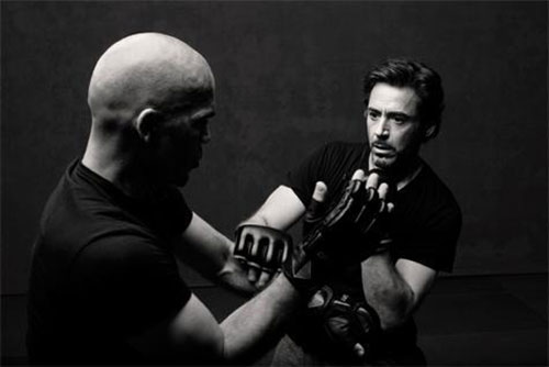 Robert Downey Jr Mens Fitness 2