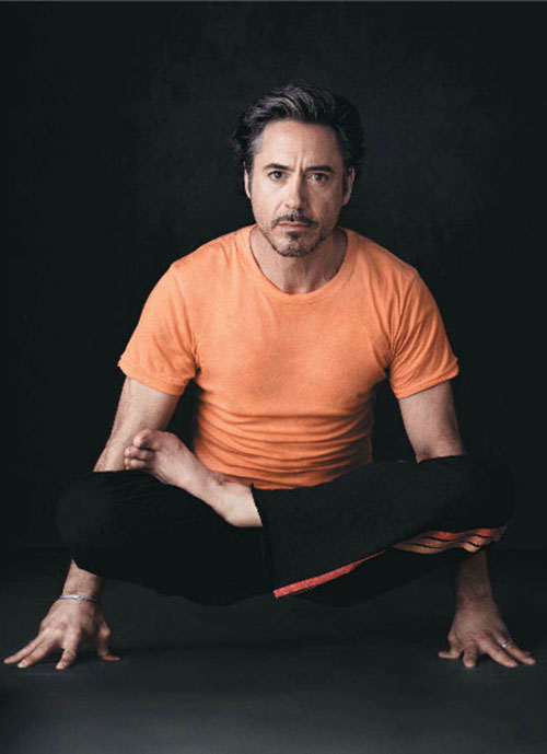 Robert Downey Jr Mens Fitness 3