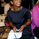 Robin Givhan fashion week front row