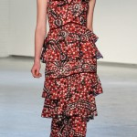 Rodarte Fall Winter 2012 2013 collection prints