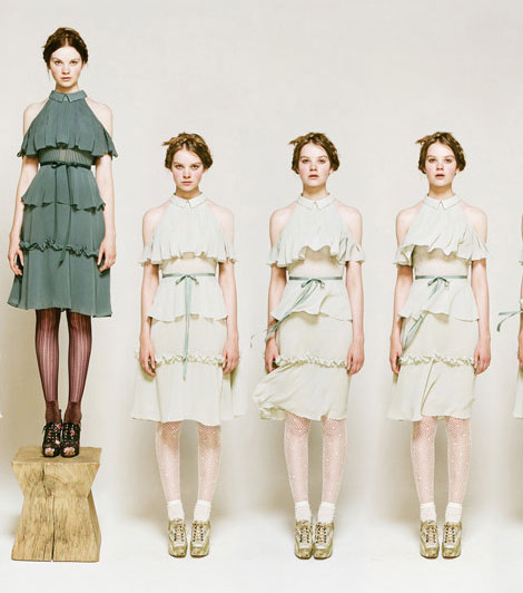 Rodarte Opening Ceremony collection