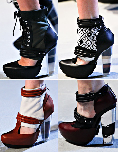 Rodarte shoes fall winter 2012 2013