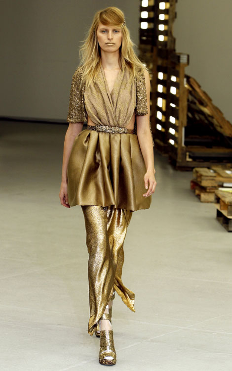 Rodarte spring summer 2011 collection
