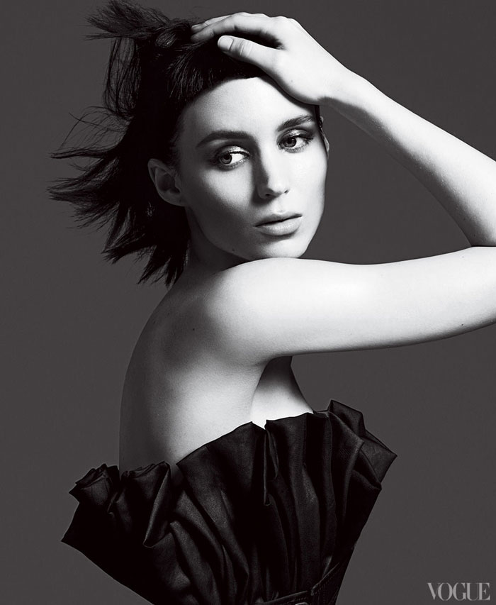 Rooney Mara Vogue Picture