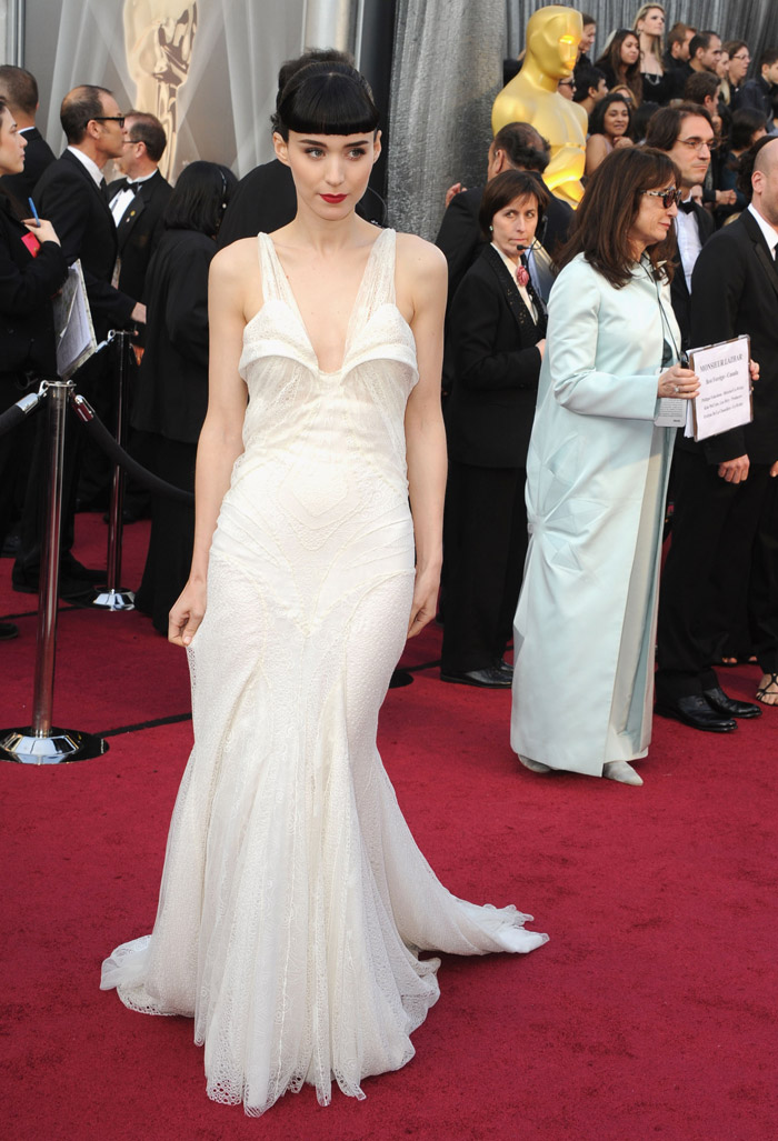 The Precious 2012 Oscars Red Carpet Dresses