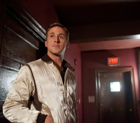 Ryan Gosling double faced Drive jacket