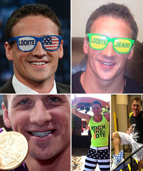 Jersey Shore Who? Ryan Lochte Fashion Line Ready To Launch! Jeah!