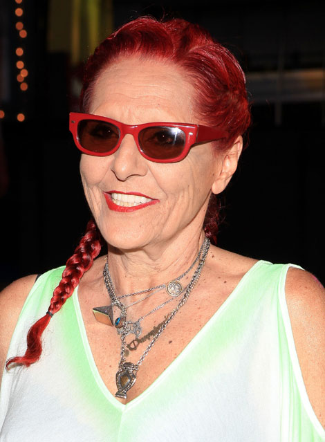 SATC stylist Patricia Field rude during movie screening