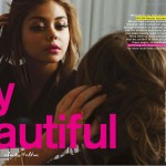 Sarah Hyland Nylon September 2012 picture