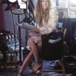 Sarah Jessica Parker Elle Magazine November 2012