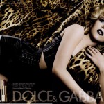Scarlett Johansson Dolce Gabbana beauty Fall 2010 ad campaign large