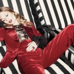 scarlet suit Tom Ford fw 2011 2012 C style Magazine
