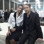 Scott Campbell and Marc Jacobs