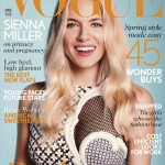 Sienna Miller April 2012 UK Vogue cover