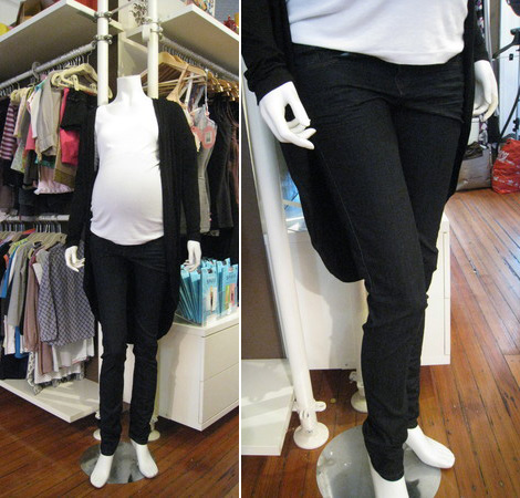 Skinny Jeans For Pregnant Women