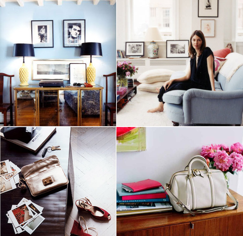 Sofia Coppola s apartment